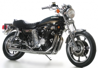 1979 KZ 1000 Supercharged!